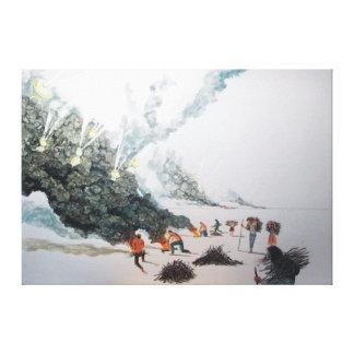 Awakenings Canvas Print