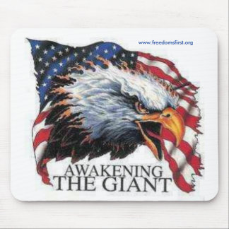 awaking www freedomsfirst org mouse pad