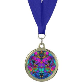 Award Floral Fractal Art