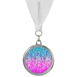 Award Glitter Graphic Medal