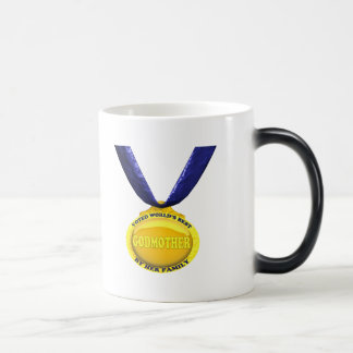 Award Winning Godmother Mothers Day Gifts Magic Mug