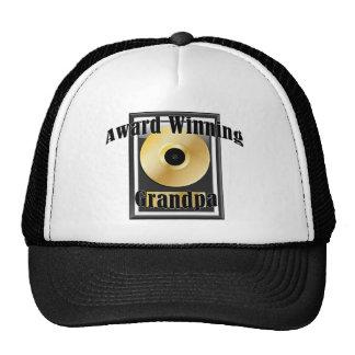 Award winning Grandpa Mesh Hat