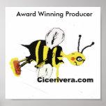Award Winning Producer Poster
