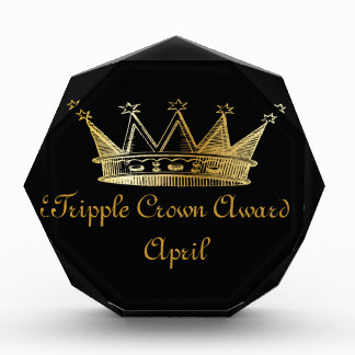Award With Crown