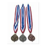 AwardRibbons122410 Tarjetas Postales