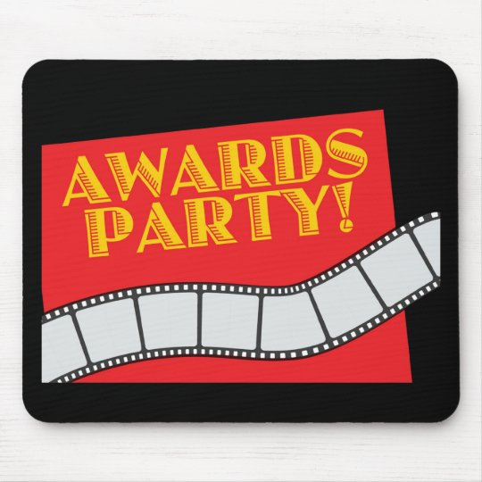 AWARDS PARTY MOUSE PAD