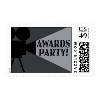 AWARDS PARTY POSTAGE STAMPS