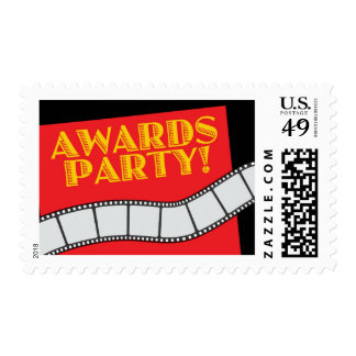 AWARDS PARTY POSTAGE