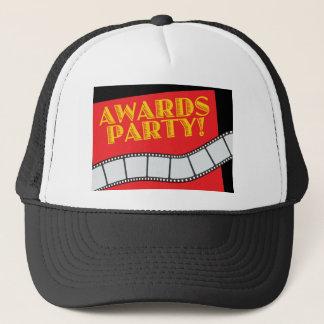 AWARDS PARTY TRUCKER HAT