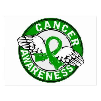 Awareness 14 Bile Duct Cancer Postcard