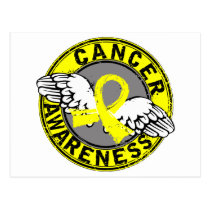 Awareness 14 Bladder Cancer Postcard