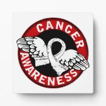 Awareness 14 Bone Cancer Plaque