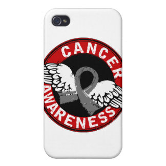 Awareness 14 Brain Cancer iPhone 4/4S Cases