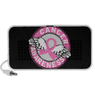 Awareness 14 Breast Cancer Portable Speakers