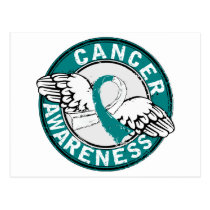 Awareness 14 Cervical Cancer Postcard
