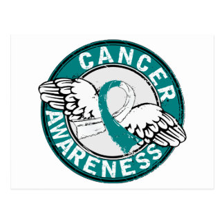 Awareness 14 Cervical Cancer Postcard