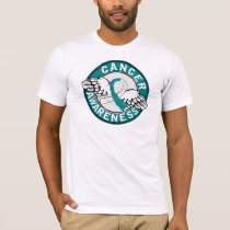 Awareness 14 Cervical Cancer T-Shirt