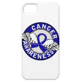 Awareness 14 Colon Cancer iPhone SE/5/5s Case