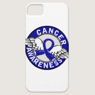 Awareness 14 Colon Cancer iPhone SE/5/5s Case