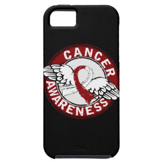 Awareness 14 Head and Neck Cancer iPhone SE/5/5s Case
