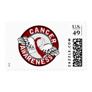 Awareness 14 Head and Neck Cancer Stamp