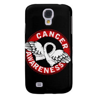 Awareness 14 Lung Cancer Samsung Galaxy S4 Covers