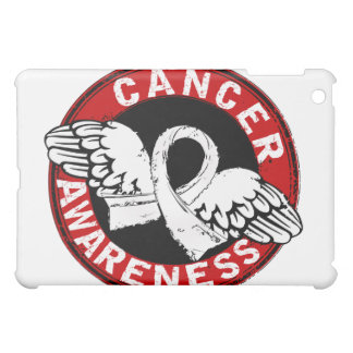Awareness 14 Lung Cancer Cover For The iPad Mini