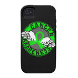 Awareness 14 Lymphoma iPhone 4 Cases
