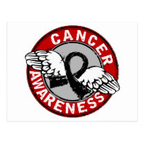 Awareness 14 Melanoma Postcard