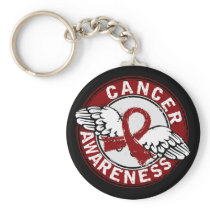 Awareness 14 Multiple Myeloma Keychain