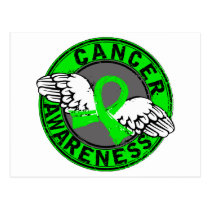 Awareness 14 Non-Hodgkin's Lymphoma Postcard