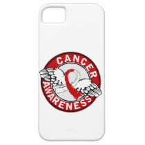 Awareness 14 Oral Cancer iPhone SE/5/5s Case