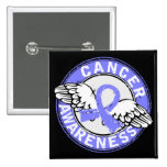 Awareness 14 Prostate Cancer 2 Inch Square Button