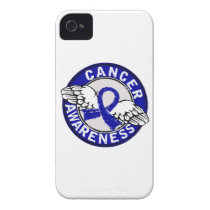 Awareness 14 Rectal Cancer iPhone 4 Case