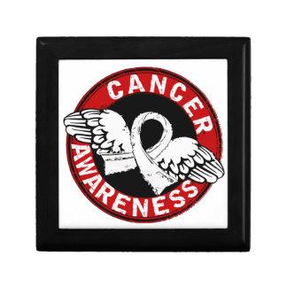Awareness 14 Retinoblastoma Keepsake Boxes