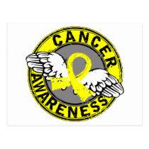Awareness 14 Sarcoma Postcard