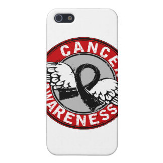 Awareness 14 Skin Cancer Covers For iPhone 5