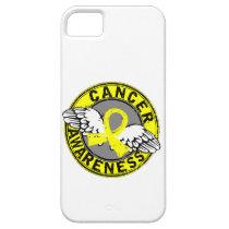 Awareness 14 Testicular Cancer iPhone SE/5/5s Case