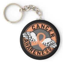 Awareness 16 Uterine Cancer Keychain