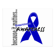 Awareness 1 Dysautonomia Postcard