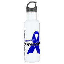 Awareness 1 Dysautonomia Stainless Steel Water Bottle