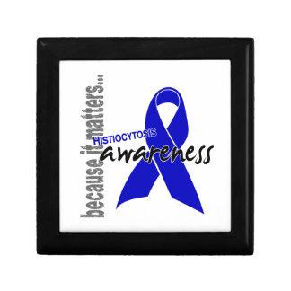 Awareness 1 Histiocytosis Jewelry Box