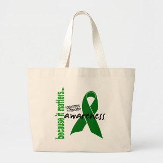 Awareness 1 Tourette's Syndrome Tote Bag