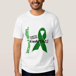 Awareness 1 Tourette's Syndrome Shirt