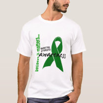 Awareness 1 Tourette's Syndrome T-Shirt