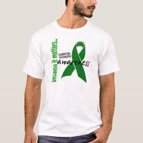 Awareness 1 Tourette's Syndrome T-Shirt