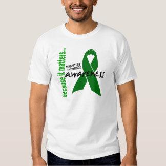 Awareness 1 Tourette's Syndrome Tee Shirt