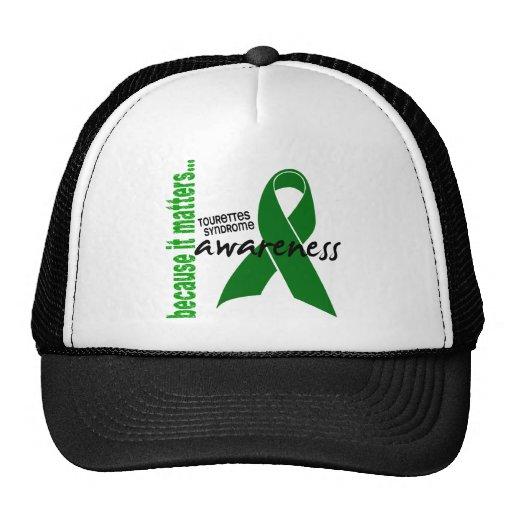 Awareness 1 Tourette's Syndrome Trucker Hat