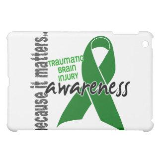 Awareness 1 Traumatic Brain Injury TBI Cover For The iPad Mini