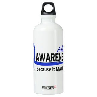 Awareness 2 ARDS Aluminum Water Bottle